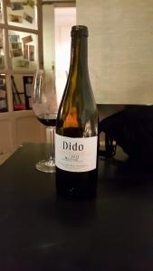 Botella de Tinto Dido, de D.O. Montsant, en ConTenedor