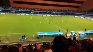 Imagen del estadio de Balaídos durante el Celta-Córdoba