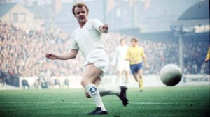 Billy Bremner, el alma del Leeds United, en 1972