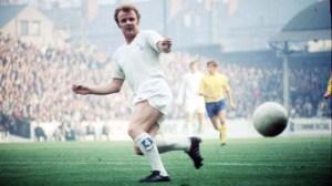 Billy Bremner, el alma del Leeds United, en 1972
