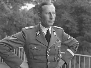 Reinhard Heydrich, jefe de la Gestapo