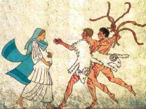Así se celebraban las Lupercales en la antigua Roma los 15 de febrero