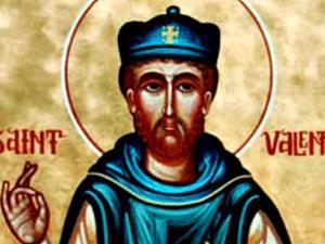 El auténtico San Valentín, al que un Emperador le cortó la cabeza por casamentero