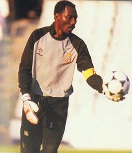 Tommy N`Kono, leyenda espanyolista.