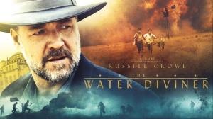 """Cartel original de la película -en inglés-; """"El maestro del agua"""""""