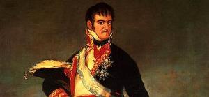 Fernando VII, una joyita borbónica