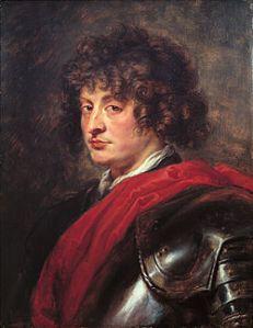 El retrato de Lampart por Rubens