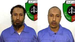 Saadi Gadafi, detenido en su país
