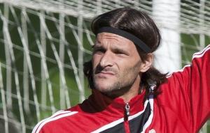 Leo Franco, a sus 42 años, firma por la S.D. Huesca
