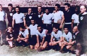 La Uruguay campeona del 50
