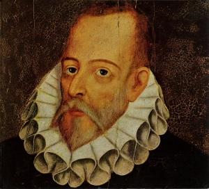 El retrato más célebre de Cervantes, pintado por Juan de Jaúregui