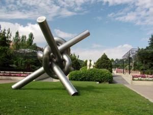 Escultura Leganés