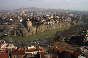 Imagen de Tífilis, capital de Georgia