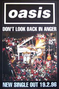 Oasis dont look back in anger
