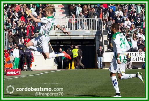 gol Fede al Almería