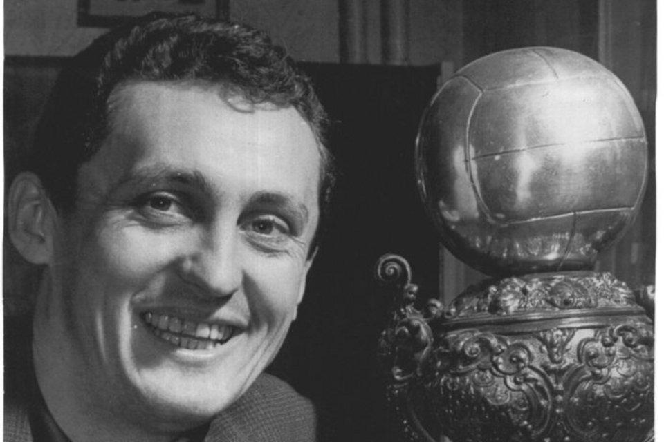 Albert balón de oro 67