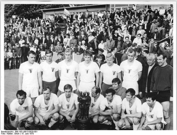 FC Vorwärts Berlin FDGB-Fußball-Pokalsieger