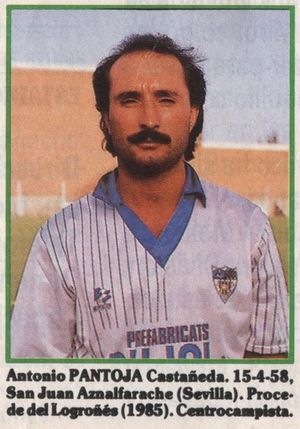 Antonio Pantoja Don Balón