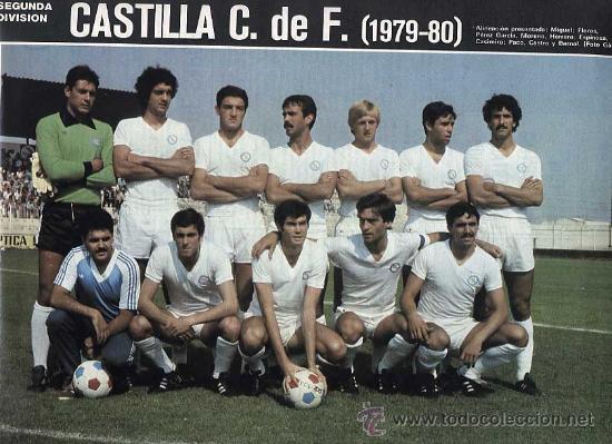 La Gesta En Copa Y Recopa Del Castilla Del 80 Toni Cruz