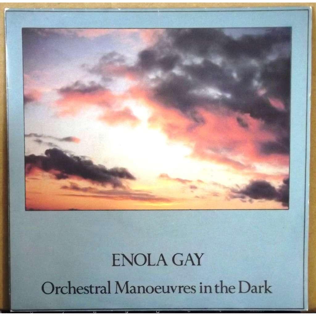 maniobras orquestales en la oscuridad enola gay