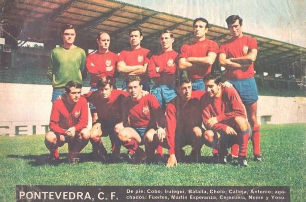 Pontevedra formación