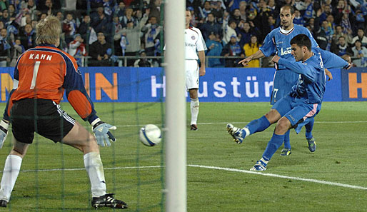 3 Braulio gol a Kahn