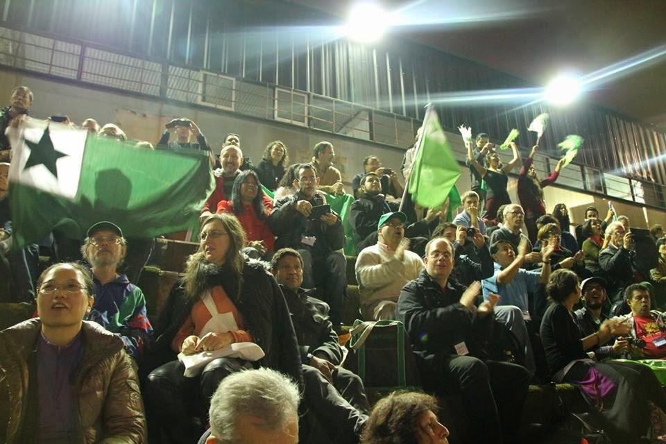 aficionados esperantistas