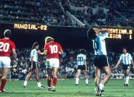 EL GRAFICO 1982